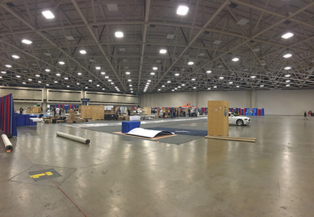 KnowledgeFest - Dallas 2017 show floor